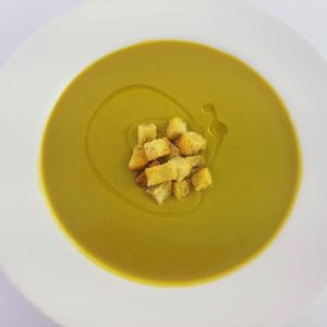 Crema de verduras y pollo - Tuppers a domicilio Tupy