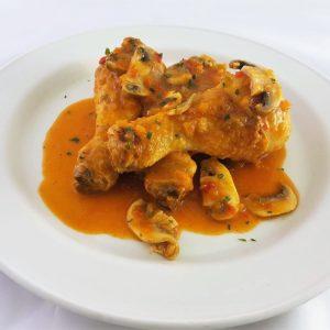Pollo al chilindrón - Tuppers a domicilio Tupy
