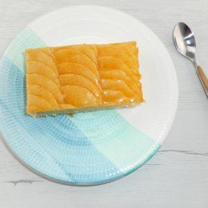 Tarta de manzana - Tuppers a domicilio Tupy