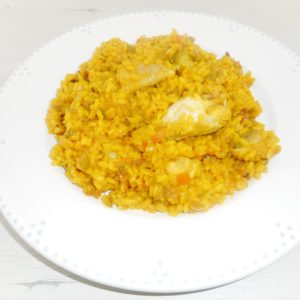 Arroz con pollo - Tuppers a domicilio Tupy