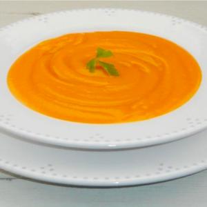 Crema de zanahoria - Tuppers a domicilio Tupy